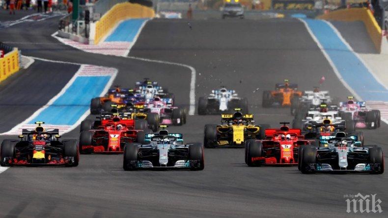 Формула 1 остава в Унгария още дълго