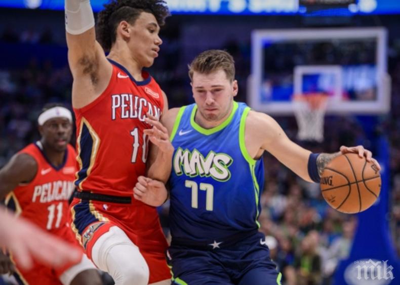 НБА се завръща на 31 юли