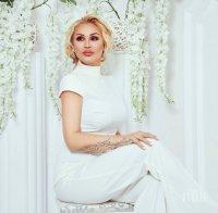 Дизайнерката Евгения Борисова дарява рокли на абитуриентки