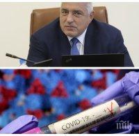 ГОРЕЩ БАРОМЕТЪР: Българите категорични - правителството се справи с епидемията! 76% твърдо вярват на Борисов и министрите (ГРАФИКИ)