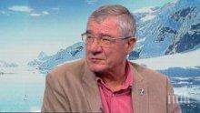 Проф. Христо Пимпирев: Пътуваме с кораб oт Европа до Антарктида