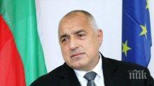 САМО В ПИК: Премиерът Борисов на работа от зори и на рождения си ден