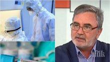 ИЗВЪНРЕДНО В ПИК TV! Доц. Ангел Кунчев иска удължаване на епидемичната обстановка: Ограничаваме огнищата, но вирусът е сред нас! Семейство се прибра заразено от Холандия (ВИДЕО/ОБНОВЕНА)