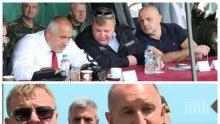 """Ето защо Каракачанов и ВМРО извиват ръцете на Борисов. """"Войводите"""" се договарят с президента?"""
