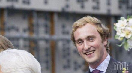 Белгийски принц отнесе глоба за нарушаване на карантината в Испания