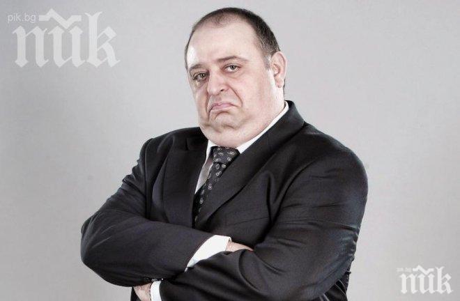 """САМО В ПИК И """"РЕТРО"""": Любо Нейков стана охранител"""