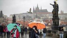 Четвърти пореден ден без нов смъртен случай от коронавируса в Чехия