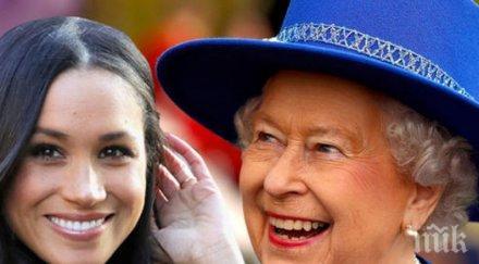 Кралски източник: Елизабет II нямаше да позволи на Меган да подкрепи протестите в САЩ