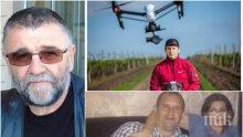 Писателят Христо Стоянов: Като не може да вдигне самолета, Радев вдига дрона