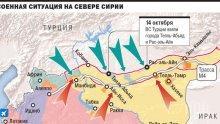 Между Турция и Сирия ще бъде отворен нов митнически коридор