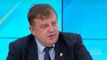 Каракачанов участва в среща на министрите на отбраната на страните-членки на НАТО