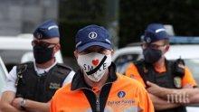 Белгийски полицаи: Все по-трудно е да се работи