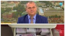 Искрен Веселинов от ВМРО: Има компроматна атака срещу Борисов, може да е от НСО