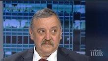 Проф. Тодор Кантарджиев призова: Слагайте си маски, така се познава кой човек е възпитан