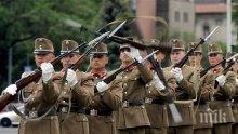 Унгарците търсят спасение от безработицата в армията