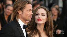 Анджелина Джоли за раздялата си с Брад Пит: Това беше правилното решение