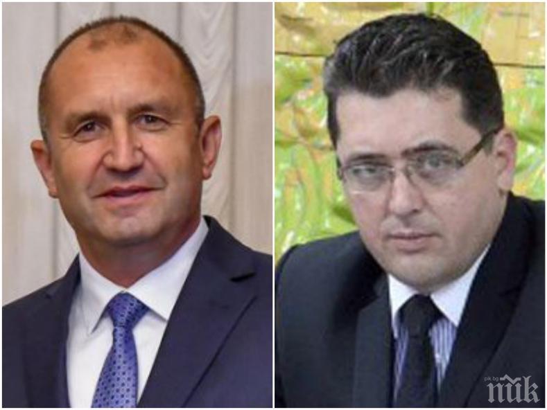 САМО В ПИК: Съветникът на Радев на разпит в Спецпрокуратурата - викат и президента? (ВИДЕО)
