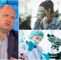 имунологът доц шиваров разкри връзка интензивността заболяването кръвната група спекулация бцж ваксината пази коронавирус