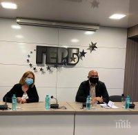 Фандъкова: Имаме най-много районни кметове