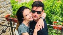 Бременната Луиза Григирова се съблече по бонбонено боди (СЕКСИ СНИМКИ)