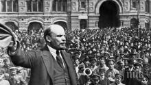 Ленин се премести от Чехословакия в Германия