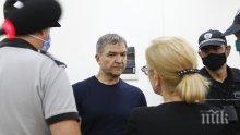ИЗВЪНРЕДНО В ПИК: Пламен Бобоков мълчи за чатовете с Узунов, не разбирал от нови технологии