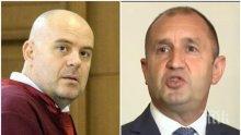 ИВА НИКОЛОВА: Истината за войната Румен Радев - Иван Гешев. Въпросът е кога президентът ще хвърли оставка сам