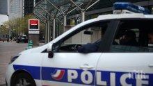 Арестуваха българин, извършил над 150 обира във Франция