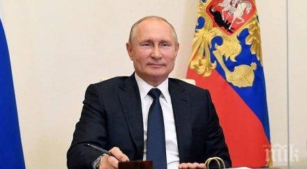 Путин разтревожен от ситуацията в САЩ