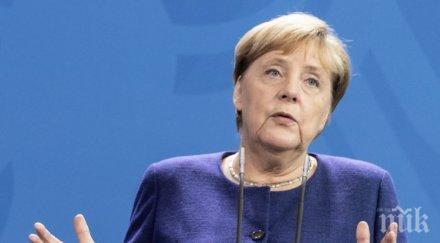 Меркел осъди вандалските прояви и насилието в Щутгарт