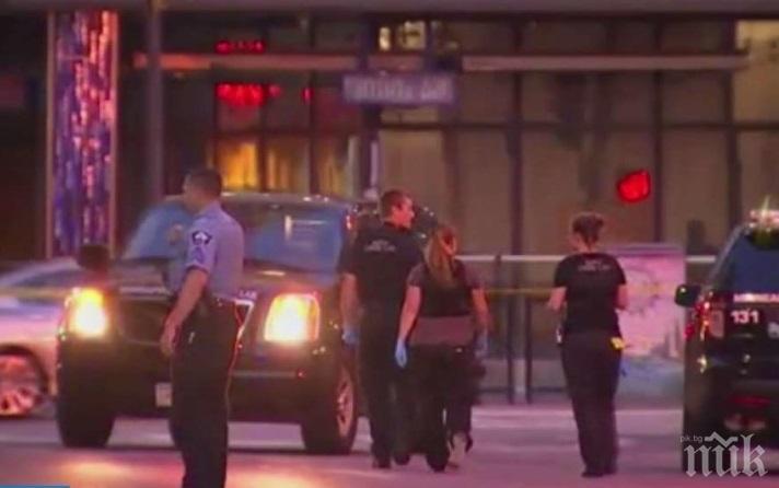 Стрелба в Минеаполис! Един човек е загинал, а 11 са ранени