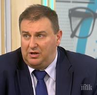Евродепутатът Емил Радев: Останахме последната държава, членка на ЕС, която има