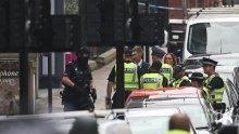 Паника в Глазгоу след атентата (СНИМКИ/ВИДЕО)