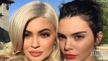 НИЩО НОВО: Сестрите Кардашиян пак забъркаха скандал