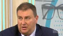"""Евродепутатът Емил Радев: Останахме последната държава, членка на ЕС, която има """"вечни длъжници"""""""