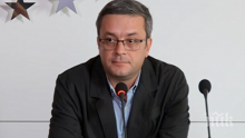 Георг Георгиев и Тома Биков с разобличителен коментар за политическите мераци на Цветанов: Добре е да имаш идеология, когато правиш партия
