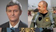 """ОПГ """"Д(р)он Корлеоне"""" на """"Дондуков"""" 2. Г-н Радев, знаехте ли, че съветникът ви по отбраната е арестуван за купуване на гласове?"""