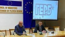 Цветомир Паунов в Плевен: Морално е изключените от ГЕРБ съветници в Плевен да напуснат Общинския съвет