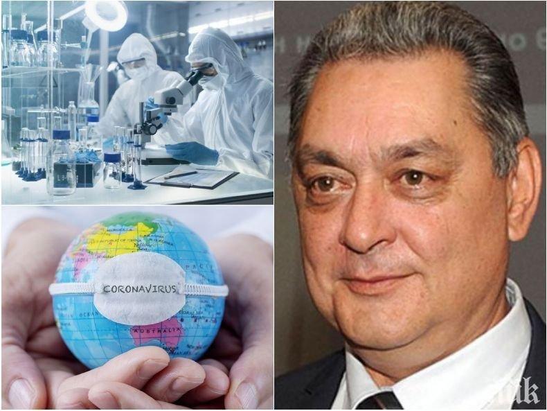 САМО В ПИК!  Д-р Цветан Райчинов разкри защо се увеличава броят на заразените с коронавирус и преживяваме ли втора вълна на епидемията
