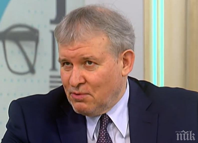 Румен Христов проговори за бъдещите коалиции в парламента и остава ли СДС партньор на ГЕРБ: Войната с компромати измества важните теми
