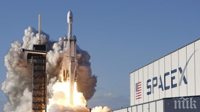 Роскосмос изброи недостатъците в кораба на SpaceX