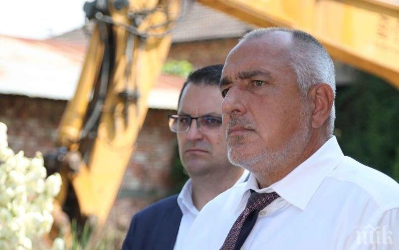 ИЗВЪНРЕДНО В ПИК TV: Борисов от джипа: Яд ги е, че работим! България е една строителна площадка и всичко остава и след нас (ВИДЕО/ОБНОВЕНА)