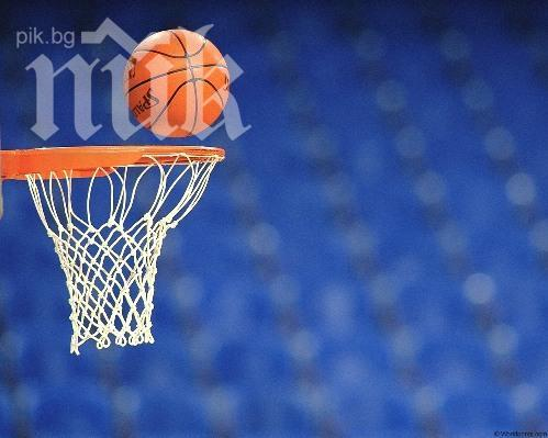 България излиза срещу Швейцария на баскетбол
