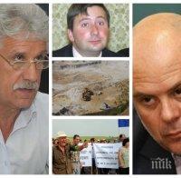 САМО В ПИК TV: Екологът Емил Георгиев сезира прокуратурата за страшната експлоатация на