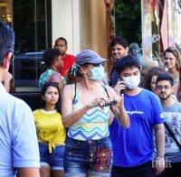 УЖАСЯВАЩО: Жертвите на коронавируса в Бразилия вече са над 60 000