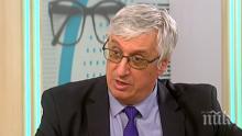 Иван Нейков: Излизането от икономическата криза по всички прогнози ще бъде не по-рано от 1 година