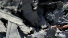 Няма завишени нива на радиация в района на нерегламентираното сметище край Червен бряг