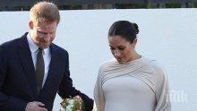 Разкриха защо кралицата е позволила брака на принц Хари с Меган