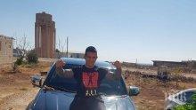 ИЗВЪНРЕДНО: Ето го арестуваният за терористичен акт в Бургас - 20-годишният Мохамед завършил местна гимназия, но се влияел от баща си в Сирия (СНИМКИ)