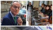 Скандалният Лозан Панов мачка магистратите в Пловдив. Шефът на ВКС натиска за избора на свое протеже
